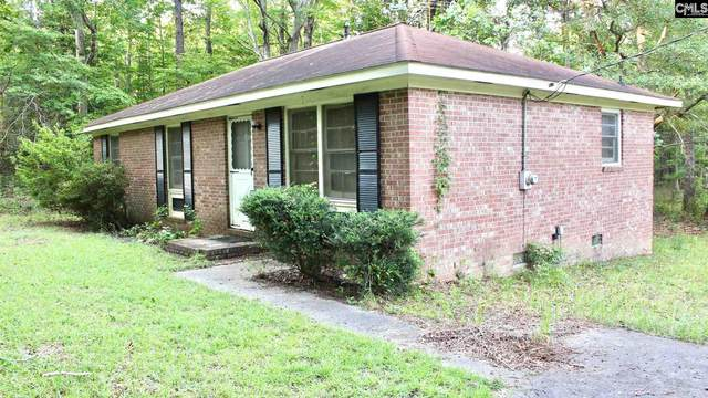 621 Qualls Road, Ridgeway, SC 29130 (MLS #499341) :: EXIT Real Estate Consultants