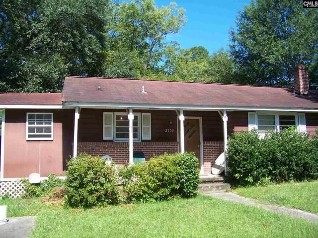 2709 Glenwood Road, Columbia, SC 29204 (MLS #499548) :: Loveless & Yarborough Real Estate