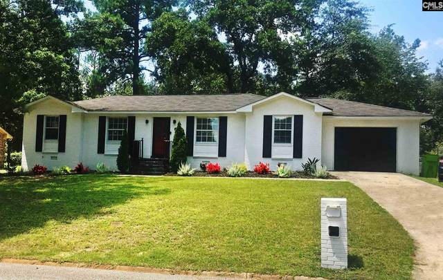 9609 S Chelsea Road, Columbia, SC 29223 (MLS #499663) :: Loveless & Yarborough Real Estate