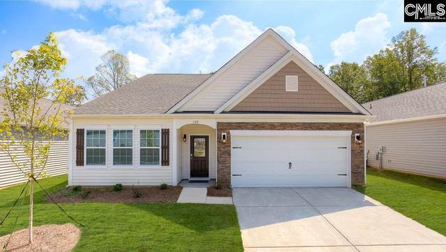 348 Tulip Way, Lexington, SC 29072 (MLS #499670) :: The Latimore Group