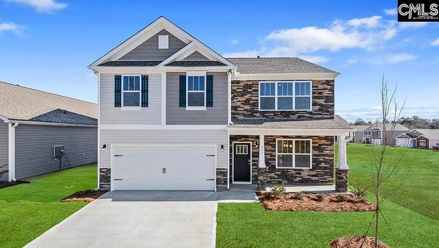 407 Tulip Way, Lexington, SC 29072 (MLS #499673) :: The Olivia Cooley Group at Keller Williams Realty