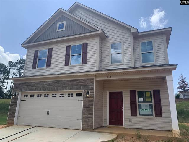 534 South Cobia Court, Irmo, SC 29063 (MLS #499696) :: The Olivia Cooley Group at Keller Williams Realty