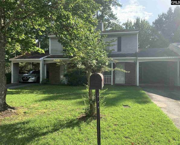 1103 Cloister Pl, Columbia, SC 29210 (MLS #499744) :: NextHome Specialists