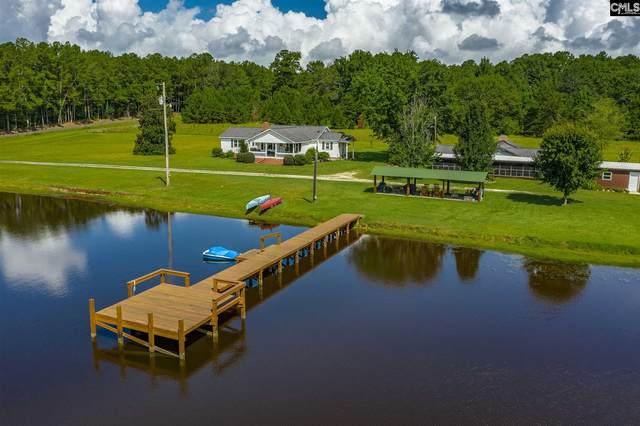 741 W. W. Lowman Road, Batesburg, SC 29006 (MLS #499838) :: Loveless & Yarborough Real Estate