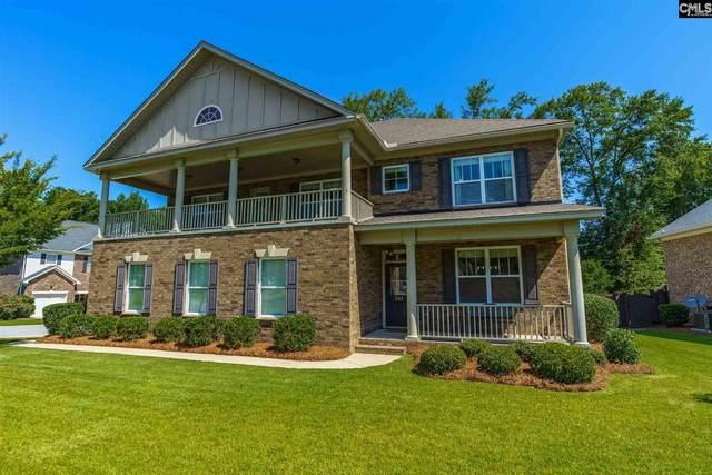 301 Scarborough Lane, Lexington, SC 29072 (MLS #499852) :: EXIT Real Estate Consultants