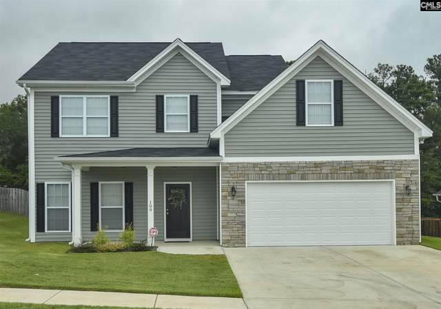 109 Mews Way, Lexington, SC 29072 (MLS #499993) :: Fabulous Aiken Homes