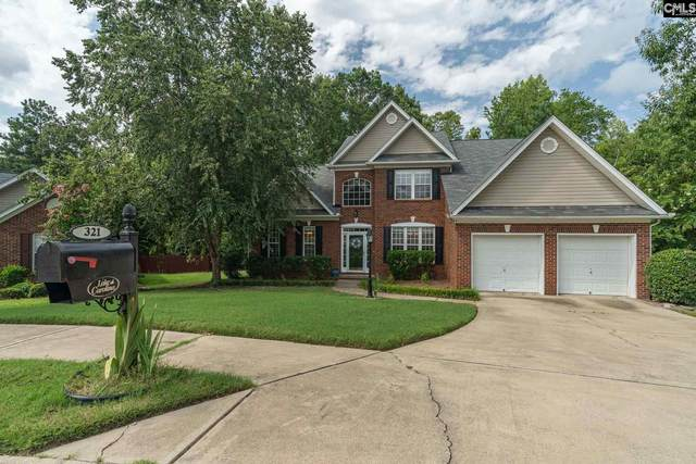 321 Austree Drive, Columbia, SC 29229 (MLS #500006) :: The Meade Team
