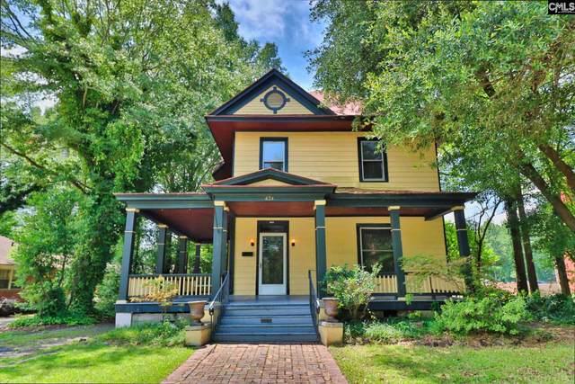 424 West Hampton Avenue, Sumter, SC 29150 (MLS #500017) :: EXIT Real Estate Consultants