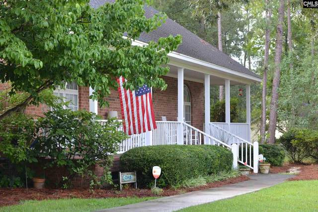 1343 Sunnyhill Drive, Camden, SC 29020 (MLS #500061) :: The Olivia Cooley Group at Keller Williams Realty