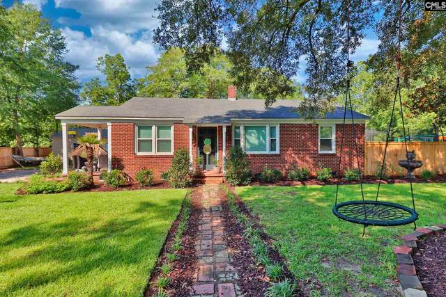 7103 Patricia Drive, Columbia, SC 29209 (MLS #500063) :: Loveless & Yarborough Real Estate