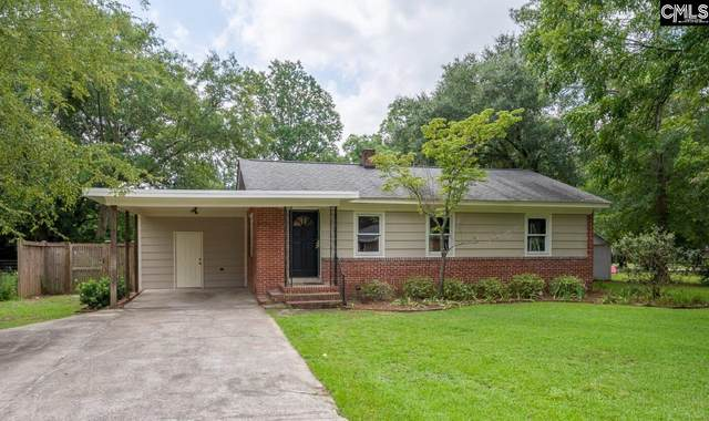 908 Munsen Spring Drive, Columbia, SC 29209 (MLS #500075) :: Loveless & Yarborough Real Estate