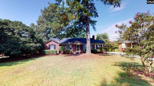 1727 Morninghill Drive, Columbia, SC 29210 (MLS #500120) :: Loveless & Yarborough Real Estate