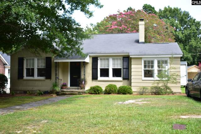 1210 Sherwood Road, Columbia, SC 29204 (MLS #500196) :: Loveless & Yarborough Real Estate