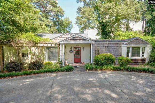 1824 Bristol Drive, Columbia, SC 29204 (MLS #500197) :: Loveless & Yarborough Real Estate