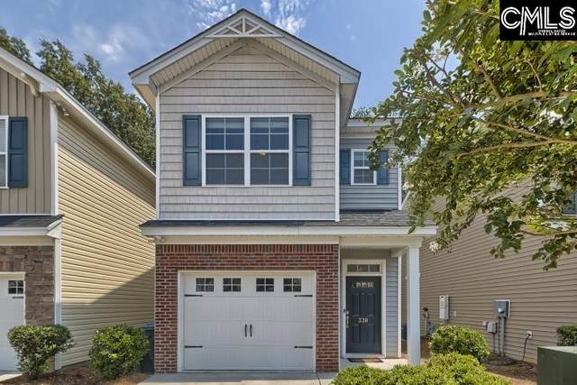 338 Forest Green Drive, Columbia, SC 29209 (MLS #500270) :: EXIT Real Estate Consultants