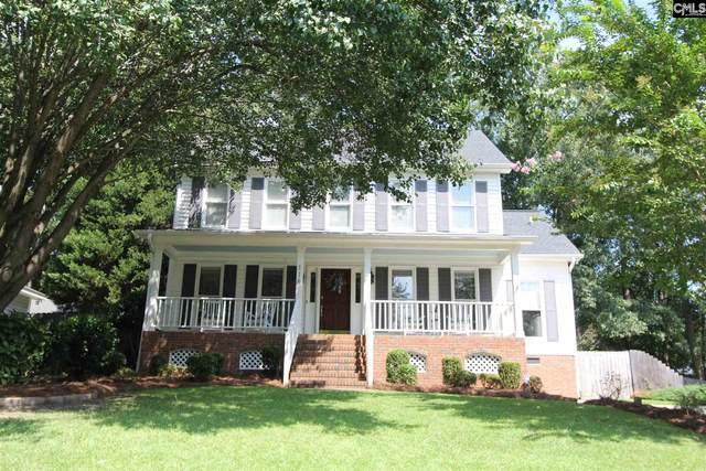116 West Sparrowood Run, Lexington, SC 29072 (MLS #500294) :: Fabulous Aiken Homes