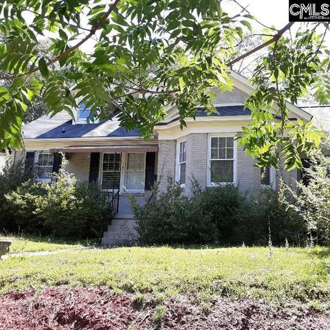 1402 Woodrow Street, Columbia, SC 29205 (MLS #500302) :: Loveless & Yarborough Real Estate