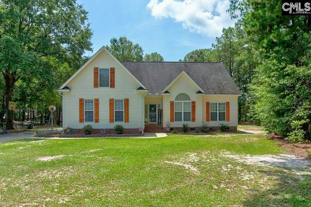 1138 Spring Drive, Lugoff, SC 29078 (MLS #500369) :: EXIT Real Estate Consultants