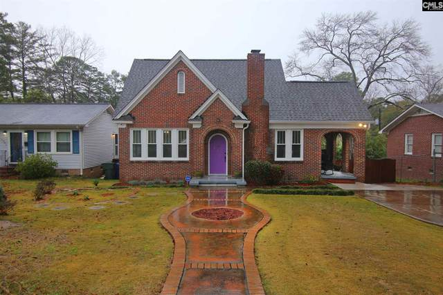 903 Muller Avenue, Columbia, SC 29203 (MLS #500407) :: The Olivia Cooley Group at Keller Williams Realty