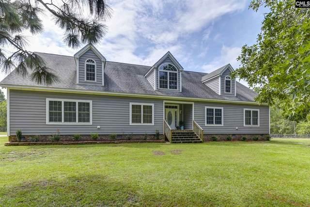 444 George Brown Road, Pelion, SC 29123 (MLS #500502) :: Home Advantage Realty, LLC