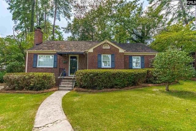 1813 Bristol Drive, Columbia, SC 29204 (MLS #500535) :: The Olivia Cooley Group at Keller Williams Realty