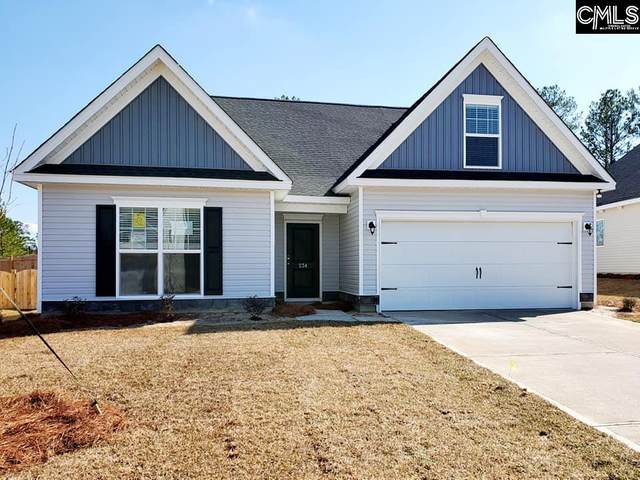 279 Turnfield Drive, West Columbia, SC 29170 (MLS #500636) :: The Olivia Cooley Group at Keller Williams Realty