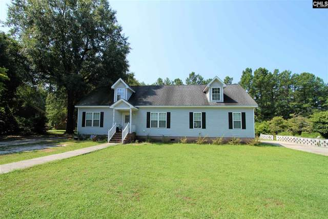 414 Pine Hill Road, St. Matthews, SC 29135 (MLS #500703) :: The Olivia Cooley Group at Keller Williams Realty