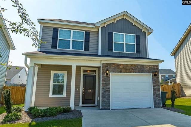 1176 Coopers Ridge Lane, Elgin, SC 29045 (MLS #500861) :: The Olivia Cooley Group at Keller Williams Realty