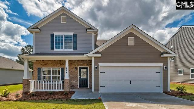 730 Channing Creek Trail, Lexington, SC 29072 (MLS #501113) :: EXIT Real Estate Consultants
