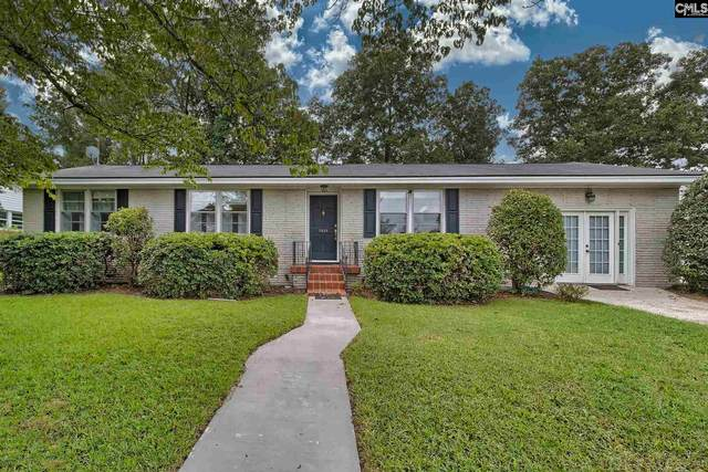1824 Wadsworth Drive, Cayce, SC 29033 (MLS #501157) :: Loveless & Yarborough Real Estate