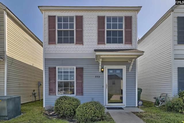 553 Summit Terrace Court, Columbia, SC 29229 (MLS #501891) :: Fabulous Aiken Homes