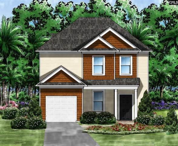 510 Pinnacle Lane, Lexington, SC 29072 (MLS #502072) :: Gaymon Realty Group