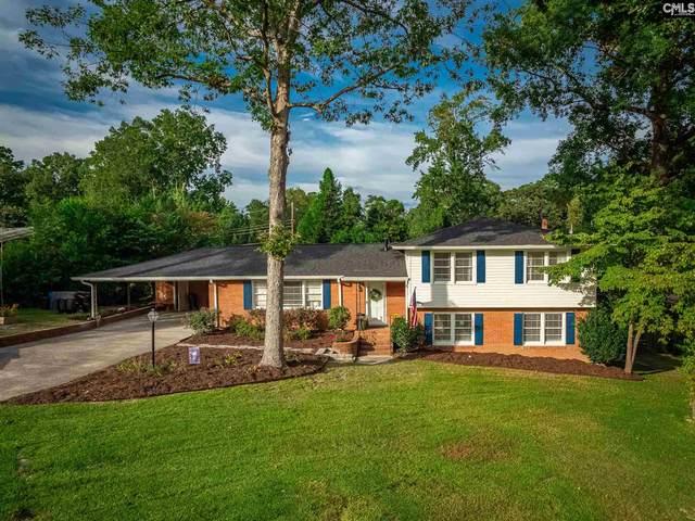 2421 Robin Crest Drive, West Columbia, SC 29169 (MLS #502161) :: Loveless & Yarborough Real Estate