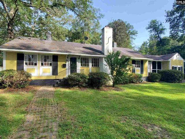 690 Webster Street, Orangeburg, SC 29115 (MLS #502245) :: Realty One Group Crest