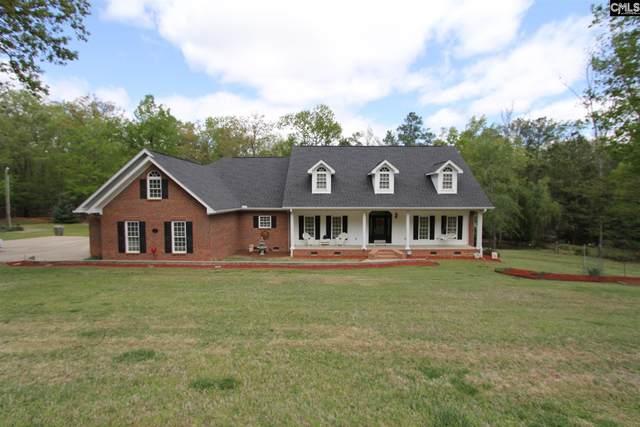 311 Ruby Riser Road, Batesburg, SC 29006 (MLS #502252) :: Loveless & Yarborough Real Estate