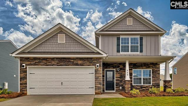 538 Stone Hollow Drive Lot 121, Irmo, SC 29063 (MLS #502262) :: The Latimore Group