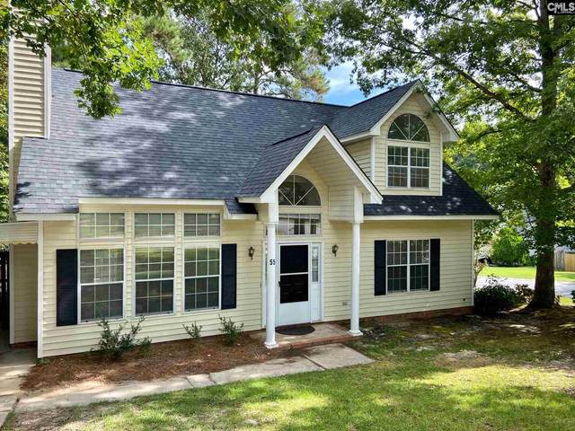 55 Saint Albans Road, Irmo, SC 29063 (MLS #502304) :: Realty One Group Crest