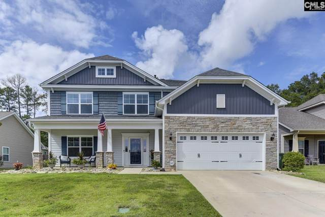 772 Kimsey Drive, Chapin, SC 29036 (MLS #502363) :: Loveless & Yarborough Real Estate