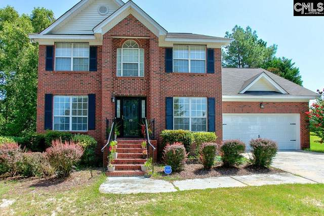 20 Melrose Court, Columbia, SC 29229 (MLS #502452) :: NextHome Specialists