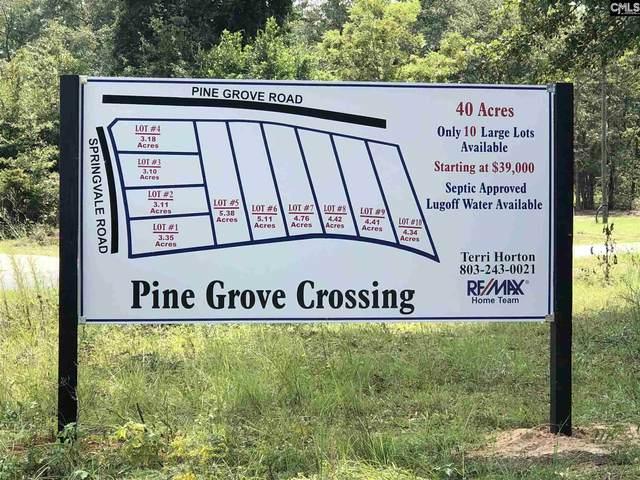 1169 Pine Grove Road #5, Lugoff, SC 29078 (MLS #502580) :: The Meade Team