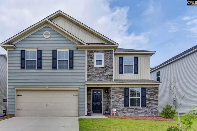 567 Kimpton Dr, Columbia, SC 29223 (MLS #502619) :: Loveless & Yarborough Real Estate