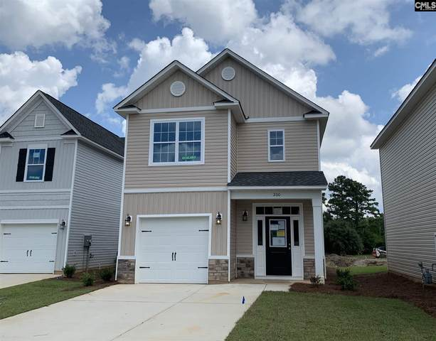 840 Dawsons Park Way, Lexington, SC 29072 (MLS #502714) :: Loveless & Yarborough Real Estate