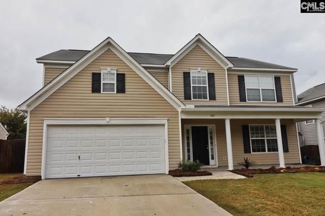 213 Crimson Oak Drive, Lexington, SC 29072 (MLS #502798) :: Home Advantage Realty, LLC