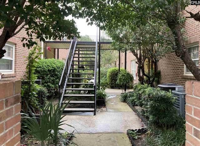 5516 Lakeshore Drive M706, Columbia, SC 29206 (MLS #502841) :: Home Advantage Realty, LLC