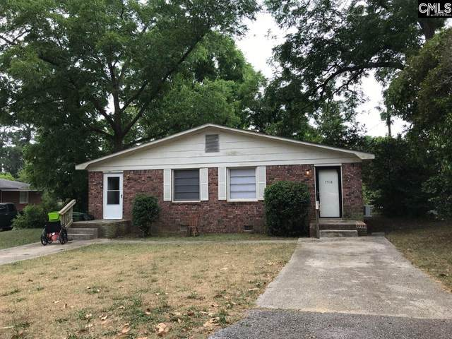7520 Pell Street, Columbia, SC 29209 (MLS #502895) :: EXIT Real Estate Consultants