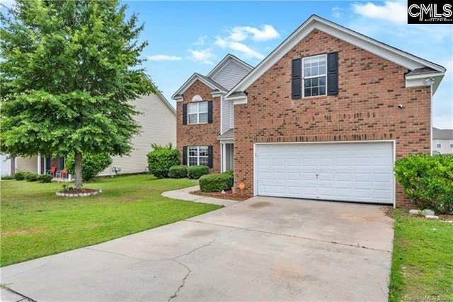 264 Baccharis Drive, Columbia, SC 29229 (MLS #502977) :: EXIT Real Estate Consultants