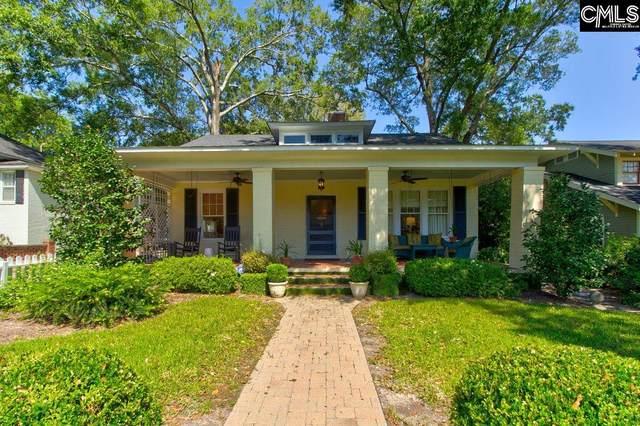 206 Chesnut Street, Camden, SC 29020 (MLS #502981) :: Disharoon Homes