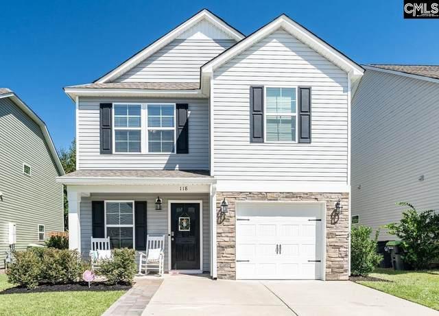 118 Saint George Road, West Columbia, SC 29170 (MLS #502986) :: EXIT Real Estate Consultants
