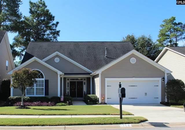 211 Ashburton Lane, West Columbia, SC 29170 (MLS #503107) :: Loveless & Yarborough Real Estate