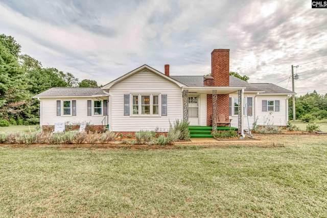 3295 Gaillard Road, Dalzell, SC 29240 (MLS #503237) :: Loveless & Yarborough Real Estate